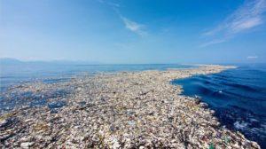 増加する海のごみ